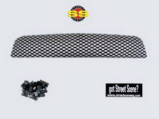 Grilles - Custom Fit Grilles - Street Scene - Ford Escape Street Scene Main Grille - 950-77706
