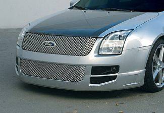 Grilles - Custom Fit Grilles - Street Scene - Ford Fusion Street Scene Lower Valance Grille for 950-70751 Front Valance - 950-77753