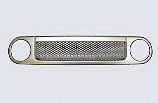 Grilles - Custom Fit Grilles - Street Scene - Toyota FJ Cruiser Street Scene Main Grille - 950-77858