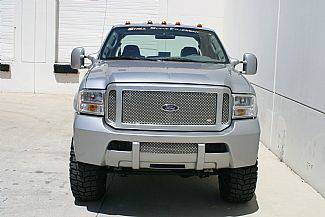Grilles - Custom Fit Grilles - Street Scene - Ford Superduty Street Scene Chrome Grille for 950-70829 Bumper Cover - 950-78826