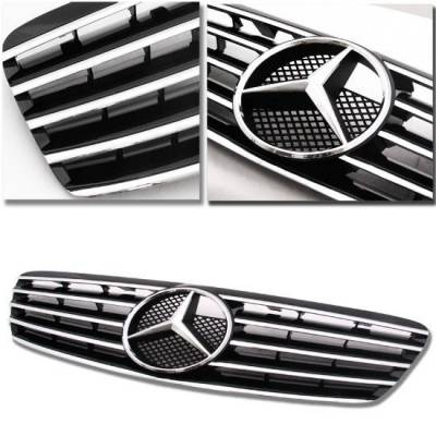 Sym - S Class Sports Grille - Black