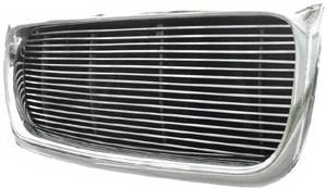 TRQ - Ford Superduty TRQ Upper Grille - GR150