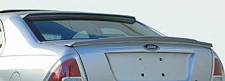 Spoilers - Custom Wing - Street Scene - Ford Fusion Street Scene Generation 1 Rear Deck Wing - Large - 950-70757