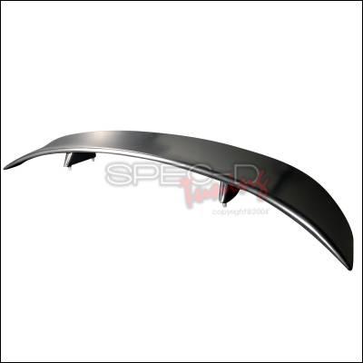 Spoilers - Custom Wing - Spec-D - Dodge Charger Spec-D OEM Spoiler - Black - SPL-CHG05JM-RS
