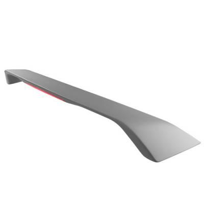 Spoilers - Custom Wing - Spyder - Mitsubishi Lancer Spyder OEM Spoiler - ABS - SP-OE-ML01