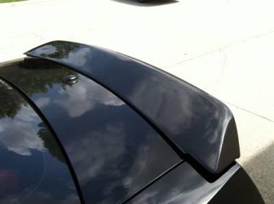 Spoilers - Custom Wing - TruFiber - Ford Mustang TruFiber Carbon Fiber DCA43 Wing TC10024-DCA43KR