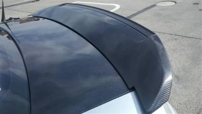 Spoilers - Custom Wing - TruFiber - Ford Mustang TruFiber Carbon Fiber DCA42KR Wing TC10025-DCA42KR
