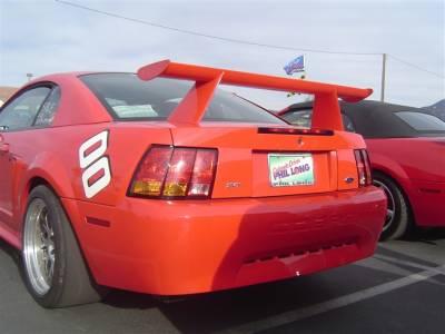Spoilers - Custom Wing - TruFiber - Ford Mustang TruFiber Cobra R Wing TF10023-DCA34