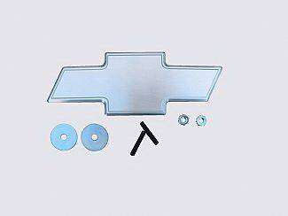 Accessories - Emblems - Street Scene - Chevrolet Silverado Street Scene Grille Shell Bow Tie Emblem - 950-81016