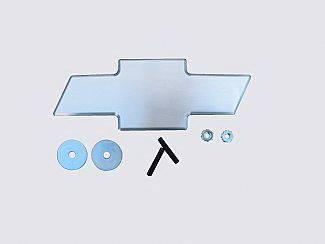 Accessories - Emblems - Street Scene - Chevrolet Silverado Street Scene Grille Shell Bow Tie Emblem - 950-81030