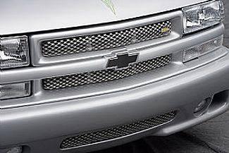 Accessories - Emblems - Street Scene - Chevrolet S10 Street Scene Grille Shell Bow Tie Emblem - 950-83011