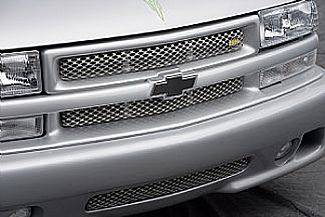 Accessories - Emblems - Street Scene - Chevrolet S10 Street Scene Grille Shell Bow Tie Emblem - 950-83011