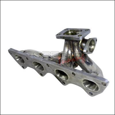 Exhaust - Exhaust Manifolds - Spec-D - Mitsubishi Eclipse Spec-D T3 Turbo Manifold - TM-ELP95GST