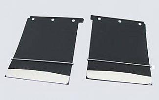 Accessories - Exterior Accessories - Street Scene - GMC CK Truck Street Scene Mud Flap Kit Dual Rear Wheel - 18 Inch Wide - 950-09510