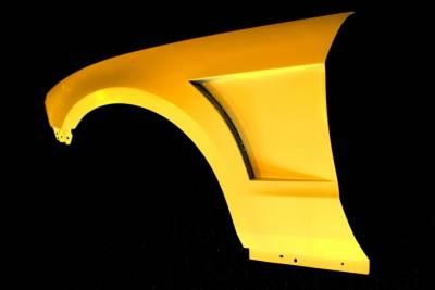 Mustang - Fenders - TruFiber - Ford Mustang TruFiber NX2 Fenders TF10025-NX2