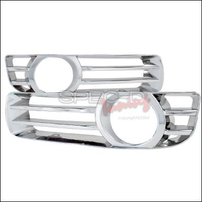 Headlights & Tail Lights - Fog Lights - Spec-D - Chrysler 300 Spec-D Fog Light Cover - FLC-30005CR-GL