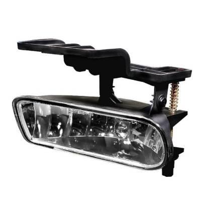 Headlights & Tail Lights - Fog Lights - Spyder - Chevrolet Silverado Spyder OEM Fog Lights - No Switch - Left - FL-CL-CS99-C-L