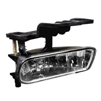 Headlights & Tail Lights - Fog Lights - Spyder - Chevrolet Silverado Spyder OEM Fog Lights - No Switch - Right - FL-CL-CS99-C-R
