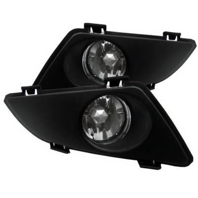 Headlights & Tail Lights - Fog Lights - Spyder Auto - Mazda 6 Spyder OEM Fog Lights - Clear - FL-CL-MAZDA6