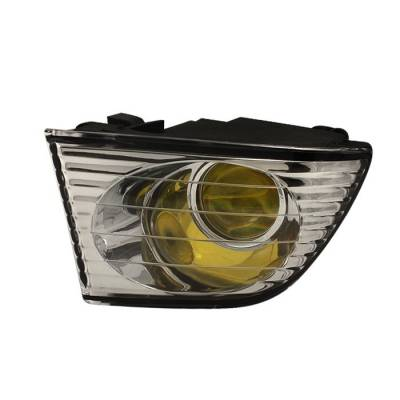 Headlights & Tail Lights - Fog Lights - Spyder - Lexus IS Spyder OEM Fog Lights - No Switch - Left - FL-LIS01-OEM-L