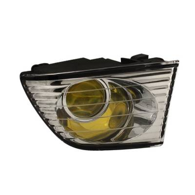 Headlights & Tail Lights - Fog Lights - Spyder - Lexus IS Spyder OEM Fog Lights - No Switch - Right - FL-LIS01-OEM-R