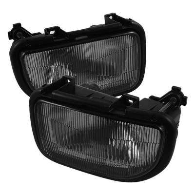 Headlights & Tail Lights - Fog Lights - Spyder - Toyota MR2 Spyder Fog Lights - Smoke - FL-MR2-SM