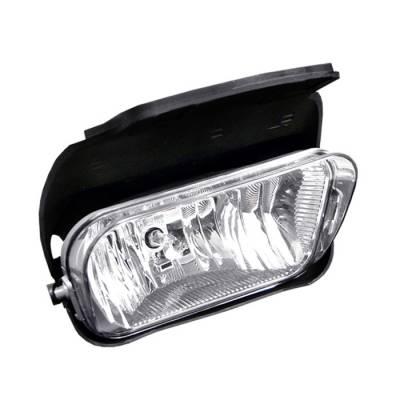 Headlights & Tail Lights - Fog Lights - Spyder - Chevrolet Silverado Spyder OEM Fog Lights - Right - FL-OEM-CS03-R