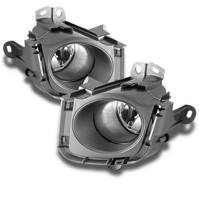 Headlights & Tail Lights - Fog Lights - Spyder - Toyota Prius Spyder OEM Fog Lights - Clear - FL-TPRI2010-C