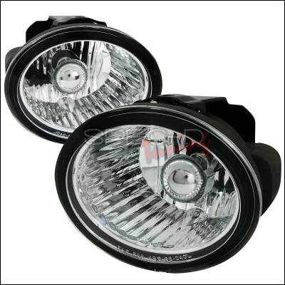 Headlights & Tail Lights - Fog Lights - Spec-D - Nissan Altima Spec-D Fog Light Kit - Clear Lens - LF-ALT02COEM-APC