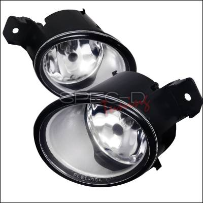 Headlights & Tail Lights - Fog Lights - Spec-D - Nissan Altima Spec-D Fog Light Kit - Clear Lens - LF-ALT06COEM-HZ