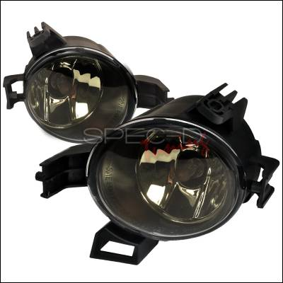 Headlights & Tail Lights - Fog Lights - Spec-D - Nissan Altima Spec-D OEM Style Fog Lights - Smoke - LF-ALT06GOEM-APC