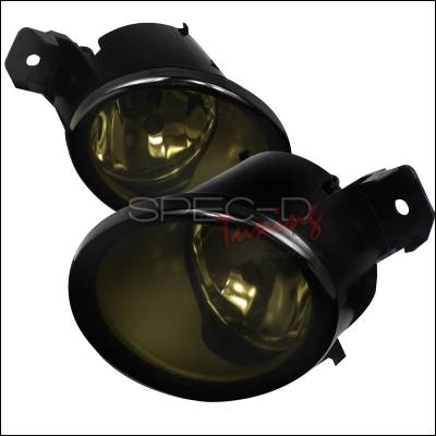 Headlights & Tail Lights - Fog Lights - Spec-D - Nissan Altima Spec-D Fog Light Kit - Smoke Lens - LF-ALT06GOEM-HZ