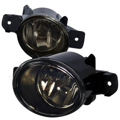 Headlights & Tail Lights - Fog Lights - Spec-D - Nissan Altima Spec-D Fog Lights - LF-ALT10GOEM-DL