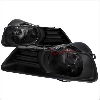 Headlights & Tail Lights - Fog Lights - Spec-D - Toyota Camry Spec-D OEM Fog Lights - Smoke - LF-CAM07GOEM