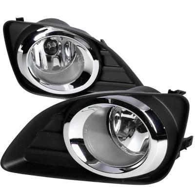 Headlights & Tail Lights - Fog Lights - Spec-D - Toyota Camry Spec-D Fog Lights - LF-CAM10COEM-DL