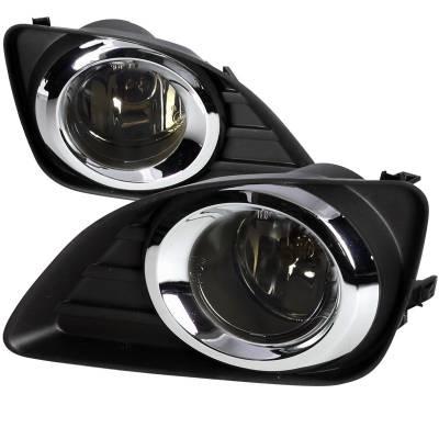 Headlights & Tail Lights - Fog Lights - Spec-D - Toyota Camry Spec-D Fog Lights - LF-CAM10GOEM-DL