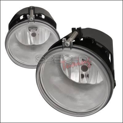 Headlights & Tail Lights - Fog Lights - Spec-D - Dodge Dakota Spec-D OEM Style Fog Lights - Clear - LF-DAK05COEM-APC