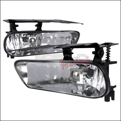 Headlights & Tail Lights - Fog Lights - Spec-D - Cadillac Escalade Spec-D OEM Fog Lights - Clear - LF-ECLD02COEM-APC