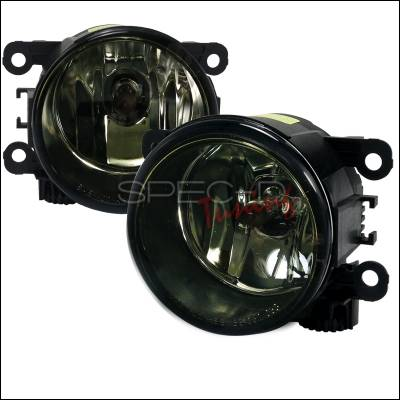 Headlights & Tail Lights - Fog Lights - Spec-D - Mitsubishi Eclipse Spec-D Fog Lights - Smoke - LF-ELP06GOEM-APC