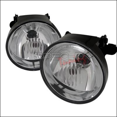 Headlights & Tail Lights - Fog Lights - Spec-D - Pontiac Grand Prix Spec-D Fog Lights - Clear - LF-GPX97COEM-APC