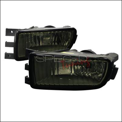 Headlights & Tail Lights - Fog Lights - Spec-D - Lexus GS Spec-D Fog Lights - Smoke - LF-GS30098GOEM-APC