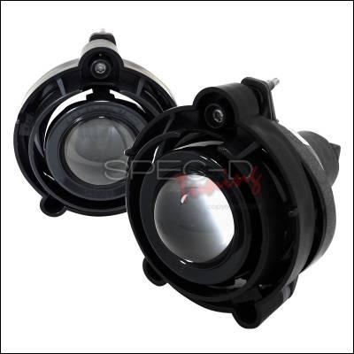 Headlights & Tail Lights - Fog Lights - Spec-D - Chevrolet Impala Spec-D Fog Lights - Clear - LF-IPA06COEM-APC