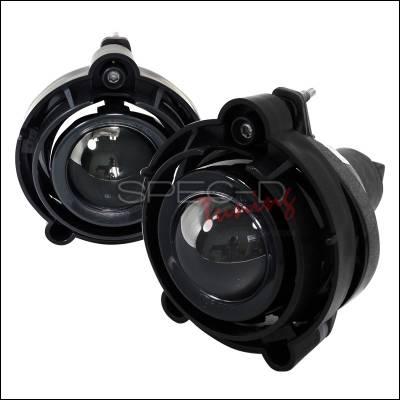 Headlights & Tail Lights - Fog Lights - Spec-D - Chevrolet Impala Spec-D Fog Lights - Smoke - LF-IPA06GOEM-APC
