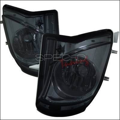 Headlights & Tail Lights - Fog Lights - Spec-D - Lexus IS Spec-D Fog Light Kit - Smoke Lens - LF-IS25006GOEM-APC