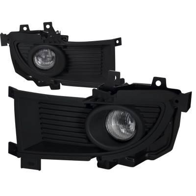 Headlights & Tail Lights - Fog Lights - Spec-D - Mitsubishi Lancer Spec-D Fog Lights - LF-LAN05COEM-DL