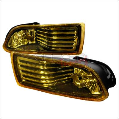 Headlights & Tail Lights - Fog Lights - Spec-D - Scion tC Spec-D OEM Fog Lights - Yellow - LF-TC05AM-WJ