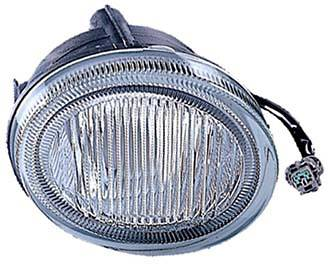 Headlights & Tail Lights - Fog Lights - TYC - Replacement Fog Light - Passenger Side - NI2593112