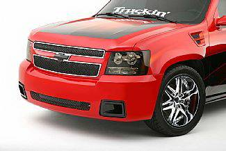 Avalanche - Front Bumper - Street Scene - Chevrolet Avalanche Street Scene Generation 1 Bumper Cover Valance Combo - 950-70151