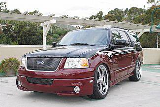 Expedition - Front Bumper - Street Scene - Ford Expedition Street Scene Generation 2 Front Valance - 950-70832