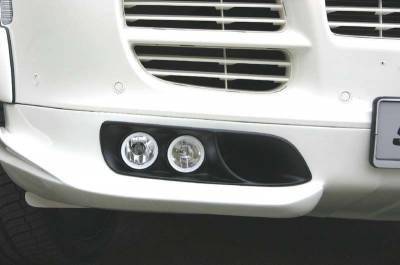 Cayenne - Front Bumper - SpeedArt - Turbo GT Front Lip Add-on